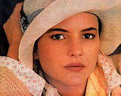 Almay, Mademoiselle magazine, November 1985.