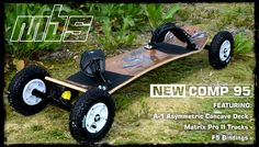 MBS Mountainboards - Always Riding - Since 1993