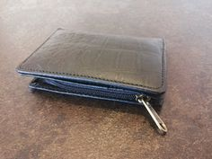 Minimalist Bags - My Minimalist Living Large Wallet, Black Wallet, Brown Wallet, Leather Embroidery, Best Wallet, Wallets For Women Leather, Coin Bag, Minimalist Wallet, Gifts For Wife