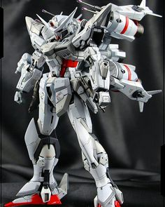 9 of 30. Owl Blitz Gundam by CrossKarl. Featuring the rarest builds that I can find online (that I haven't posted in the past yet). Basically, Gunpla that has gone through significant modification to count as an original and never before seen custom.  Viewer Notice: The featured model is NOT mine. Please request to be credited if the featured work is yours. If you know the modeler or have factual information about the featured work, you can write with your comment or even tag the owner…