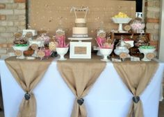 Creative rustic bridal shower ideas 24