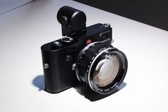 Leica M10 with Canon 50mm f0.95 and Leica Visoflex