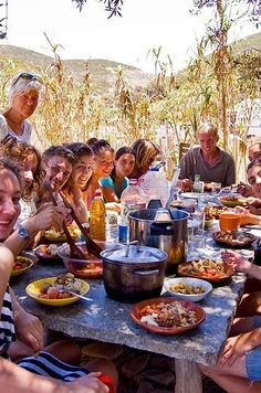 WWOOFing, which stands for World Wide Opportunities On Organic Farms   27 Trips You Need To Take In Your Twenties