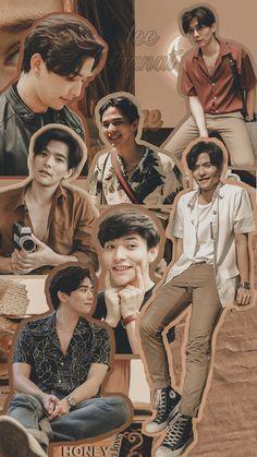 Homescreen, Handsome Boys, Dramas, Bae, Thailand, Asian, Actors, Wallpaper, Couple Photos