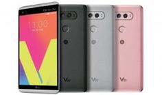 LG V20 Won't Be Available In The UK
