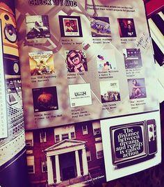 Ainigriv Adorn look book magazine 12 Check my mic section. #AinigrivAdorn