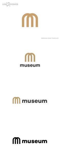 Museum - Letter M Logo