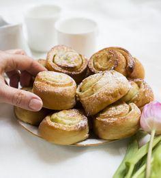 Pretzel Bites, Sweden, Rolls, Bread, Recipes, Food, Buns, Brot, Recipies