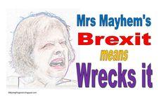 Brexit means Wrecksit