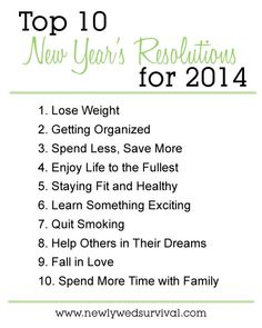 Did you make any of these New Year's resolutions? How likely are you to keep them? Find out some ways to stick to your New Year's resolutions!
