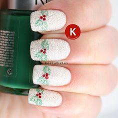 Christmas by kerruticles #nail #nails #nailart