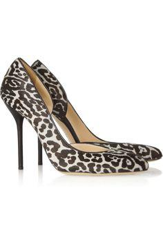 2+Gucci+leopard+print+calf+hair+pumps+this+and+next+at+net-a-porter.com.jpg (920×1380)