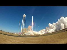 Up Close Launch Pad Cameras capture Spectacular Sound and Fury of Antares/Cygnus Jan. 9 Blast off to Space Station – Video Gallery