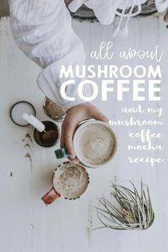 Passionierte Pilze: Pilze sind reich an Nährstoffen und finden sich jetzt auch in Kaffeegetränken und in Schokoriegeln. (Suchanfragen für Pilzrezepte +64 %)