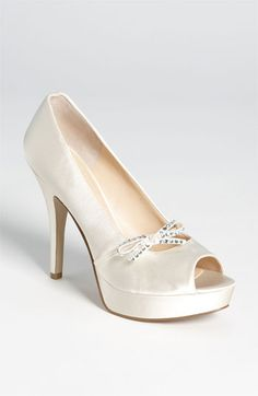 Not quite as tall but still gives nice height :) Enzo Angiolini 'Savoye' Pump available at #Nordstrom