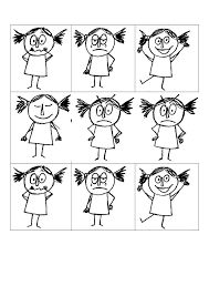 Looking for a Coloriage Emotions Imprimer. We have Coloriage Emotions Imprimer and the other about Coloriage Imprimer it free. Colors And Emotions, Feelings And Emotions, Preschool Lesson Plans, Preschool Art, Preschool Colors, Teaching Colors, Preschool Learning, Preschool Activities, Kindergarten Drawing