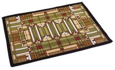 Frank Lloyd Wright Rugs | Frank Lloyd Wright® Skylight Window Table Linens