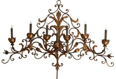 Florentine Wall Sconce