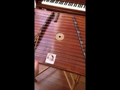 The Holly and The Ivy for hammered dulcimer