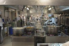 Auf speziellen Wunsch von unserem Stammgast noch mehr Fotos von der Küchencrew.
