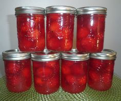 Whole Canned Crabapplesrecipe - from the CRABAPPLE COOKBOOK OF CANADA Family Cookbook