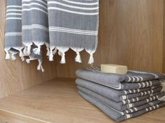 Bath Turkish Towel Natural Cotton Spa Yoga Beauty by TheAnatolian, $28.50