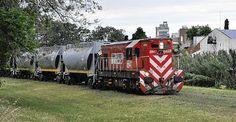 CRÓNICA FERROVIARIA: El tren cede más terreno frente al camión