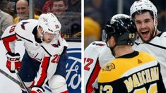 e2f54ca1d The rematch that wasn t  Lars Eller not happy with Brad Marchand for ducking