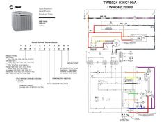 trane heat pump wiring diagram heat pump compressor fan. Black Bedroom Furniture Sets. Home Design Ideas