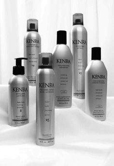 Kenra hair products best shampoo & conditioner for Keratin treated hair. Sulfate free best products for your hair.