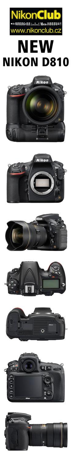 ALL About Nikon D810, www.nikonclub.cz #nikonclub