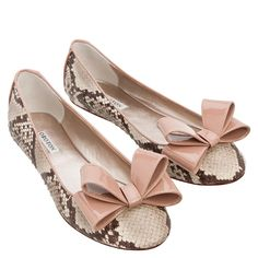 Ballet Flats by Oroton