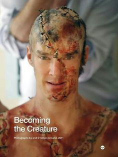 Benedict Cumberbatch - Frankenstein - National Theatre, London