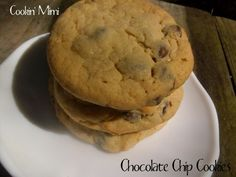 This Delicious Chocolate Chip Cookie Recipe That I
