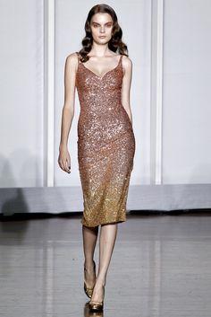 L'Wren Scott Spring 2011 Ready-to-Wear Fashion Show - Yulia Leontieva