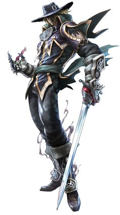 View an image titled 'Raphael Sorel Art' in our Soulcalibur V art gallery featuring official character designs, concept art, and promo pictures. Game Character, Character Concept, Concept Art, Character Design, Fantasy Artwork, Video Game Art, Video Games, Soul Calibur 5, Soul Calibur Characters