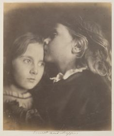 Ernest and Maggie c 1864