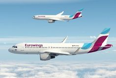 New Eurowings livery announced