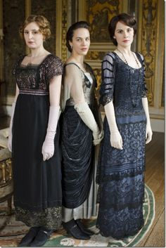 Love the Season 1 looks. Can't believe this was happening exactly 100 years ago.