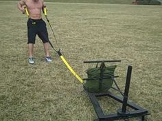 Homemade Prowler for power