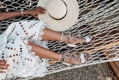 VivaLuxury - Fashion Blog by Annabelle Fleur: LOVELY LACE :: PALM SPRINGS TRAVEL DIARY
