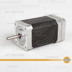 ACT Motor Nema17 Brushless DC Motor 42BLF03 24V 78W 4000RPM 3Phase  Single Shaft CNC Router Cutting Foam Grind Engraving