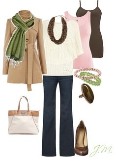"""""""Comfy, Casual, Work"""" by jenniemitchell ❤ liked on Polyvore"""
