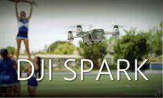 DJI SPARK TINY DRONE