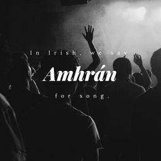 Amhrán - Song | © Culture Trip