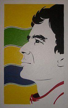 Arthur Benjamins - Ayrton Senna