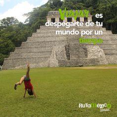 Viajar, es la mejor forma de vivir nuevas experiencias  ✈️  www.rutamexico.com.mx Whatsapp: (722)1752392 email: info@rutamexico.com.mx  #ViajesAcadémicos #ViajesDeIntegración #ViajesTurísticos #ViajesGrupales #México #Viajes #ComidaTípica