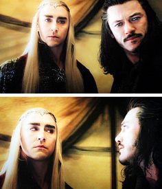 """""""klngfili: out of context this looks like they just knocked out Gandalf with a frying pan"""" <<-- pinning for the comment!"""