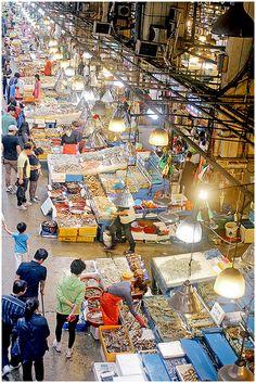 asian fish markets in the region tsukiji fish