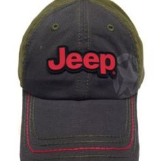 Jeep Wrangler Men s Hats - Jeep Hat and Man Head Gear 710a696152d7